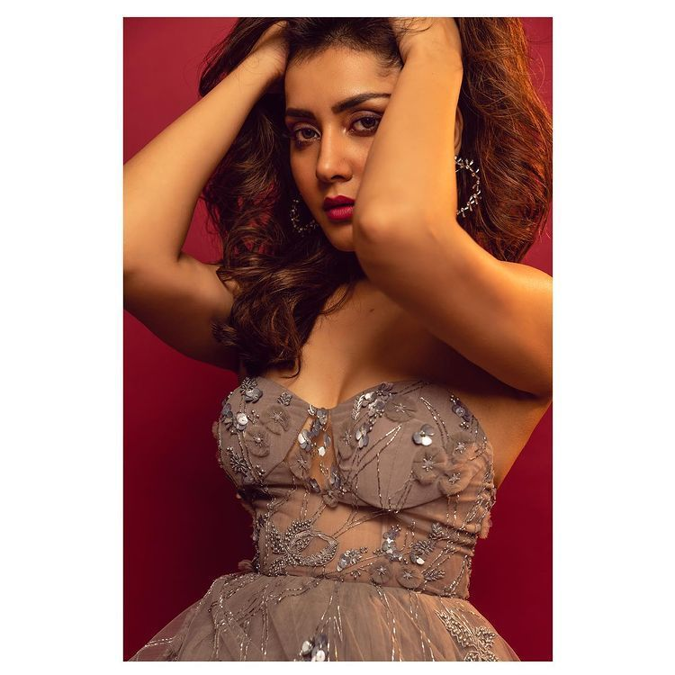 Raashi Khanna Hot Poses For A Stunning Picture